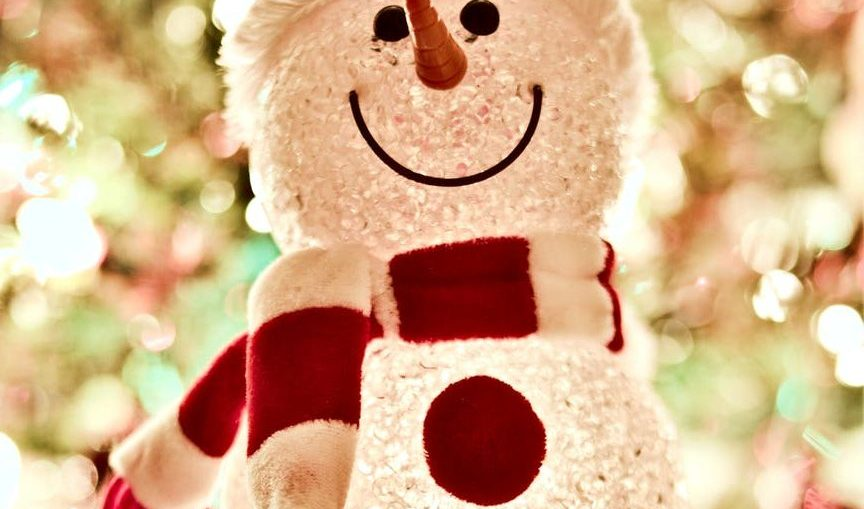holiday, snowman, imperfect holidays
