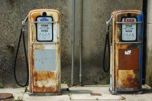 Esso, before it was Exxon