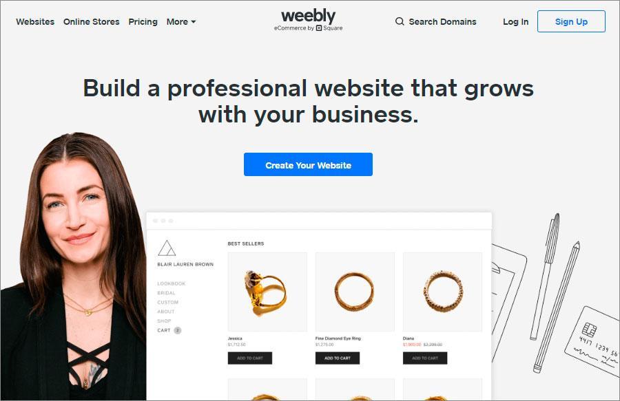 free website beginner