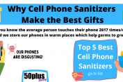 cell phone sanitizers